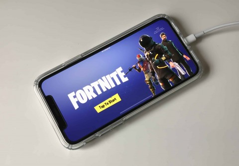 Fortnite Mobile.