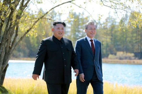 Presiden Korsel Optimistis Akhiri Perang Korea