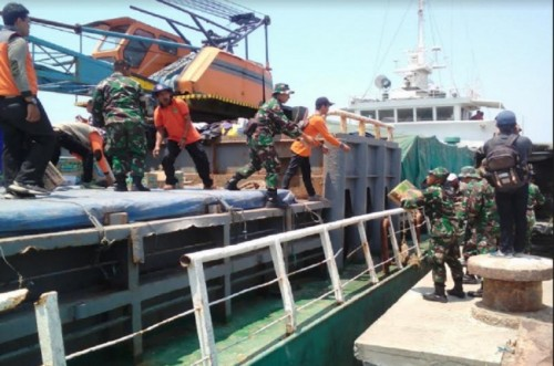 TNI will coordinate the disaster agency in the region.