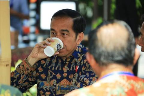 Kopi Solidaritas Tuai Apresiasi Jokowi dan Menteri Kabinet Kerja
