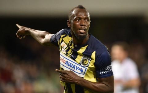 Usain Bolt (Foto: AFP/Peter Parks)