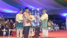 Wapres Kalla Tutup MTQ Nasional ke-27 Sumut