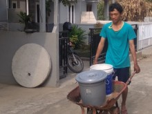 Warga DIY Kesulitan Cari Sumber Air