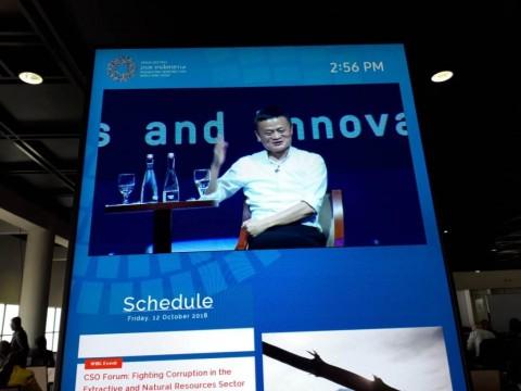 Jack Ma Turun Tangan Tingkatkan Kualitas SDM Indonesia