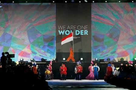 Prestasi Indonesia Meningkat di Asian Para Games 2018