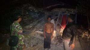 33 Rumah Tercatat Rusak Akibat Gempa di Situbondo