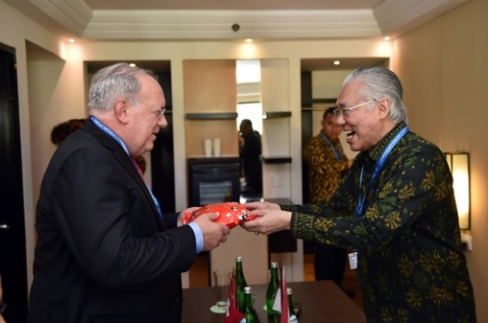 Indonesia dan Swiss Siap Selesaikan Perjanjian IE-CEPA Akhir 2018
