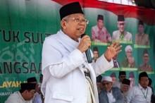 Ma'ruf: Ekonomi Syariah Jadi Jawaban