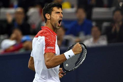 Djokovic Rebut Gelar Shanghai Masters