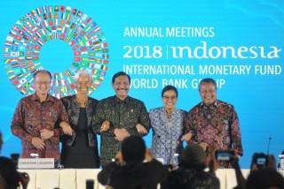 Saat Bos WB dan IMF Fasih Berbahasa Indonesia