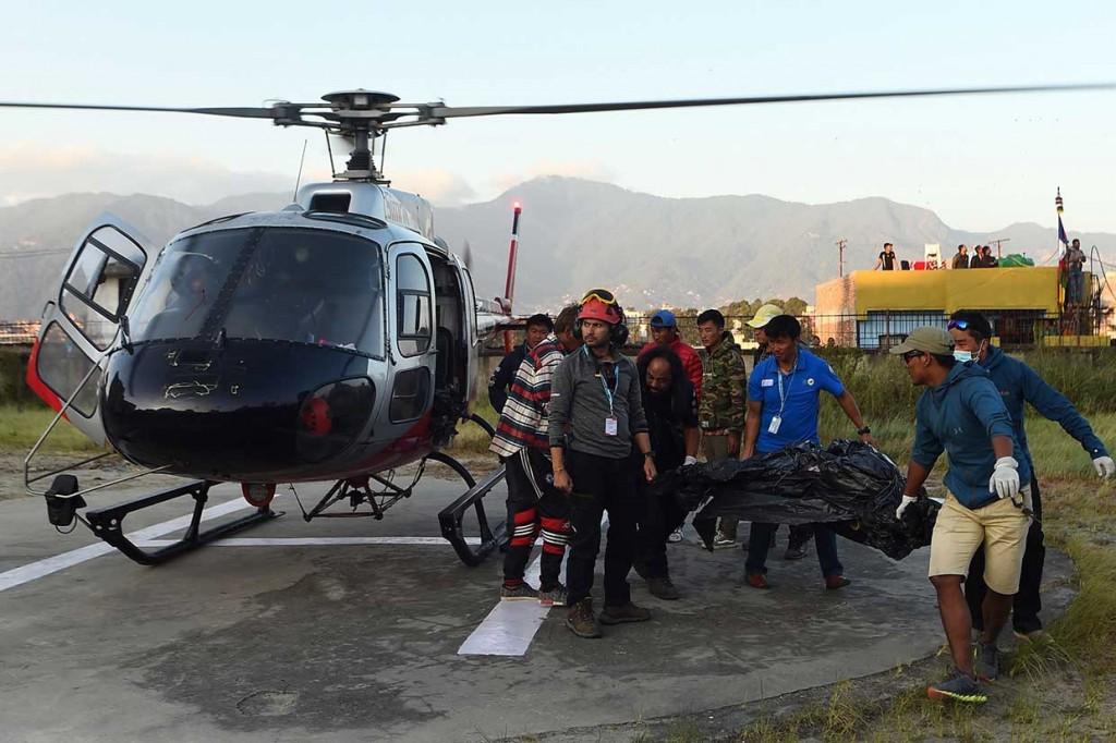 9 Jenazah Pendaki di Nepal Berhasil Dievakuasi