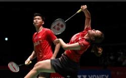 Wakil Indonesia Langsung Bertemu Lawan Berat di Denmark Open
