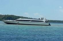 Karang di Bunaken Rusak akibat Kapal Kandas