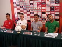 Kata Pelatih dan Pemain Hong Kong Jelang Melawan Indonesia