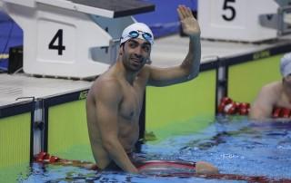 Perenang Iran Jadi Atlet Terbaik Asian Para Games 2018