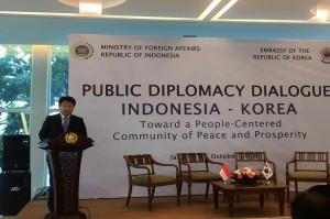 Indonesia-Korsel, Dua Negara yang Utamakan Perdamaian