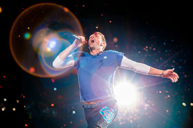 Coldplay (Foto: Getty Images/NME)