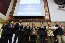 Resmikan IAPP, Bentuk Dukungan DPD Upayakan Perdamaian