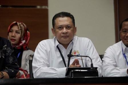 House of Representatives Speaker Bambang Soesatyo (Photo:MI/Rommy Pujianto)