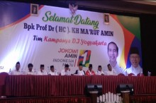 Komitmen Jokowi-Ma'ruf Amin