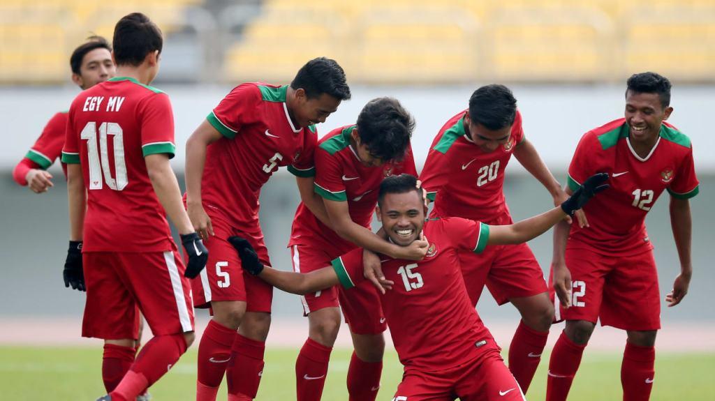 Skuat tim nasional Indonesia U-19 (Foto: AFC)