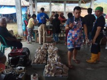 PKP Indonesia Bangun Dapur Umum di Sigi