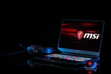 MSI GE75 Raider Pasang NVIDIA GTX 1070