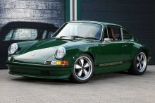 Porsche 964 Bergaya Old School Garapan DP Motorsport