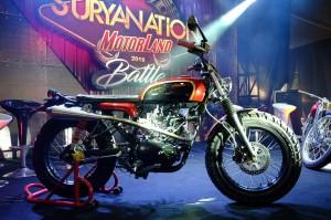Kawasaki W 175 Makin Tenar Berkat Jokowi