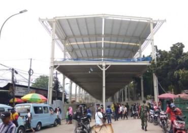 Sky Bridge Tanah Abang Selesai 28 Oktober