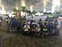 Para Peserta Asian Para Games 2018 Berterima Kasih kepada