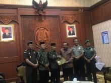 Wabup Sanusi Resmi Jabat Plt Bupati Malang