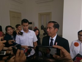 Jokowi Praises Successful Asian Games, IMF-World Bank Meetings