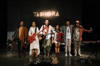 Tashoora, Invasi Berbahaya Sekstet dari Yogyakarta