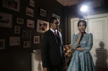 Tora Sudiro Buat Fanny Fabriana Menahan Tawa Sepanjang Syuting 3 Dara 2