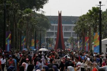 Belanja Wisatawan di Asian Games 2018 Capai Rp3,7 Triliun