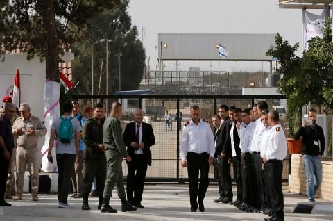 Perlintasan antara Suriah dan Golan kembali Dibuka