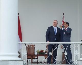 Jokowi Hubungi PM Australia soal Pemindahan Kedutaan
