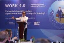 Menaker Optimistis Indonesia Sanggup Hadapi Revolusi Industri 4.0