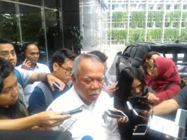 Respons Menteri PUPR soal Kaca Antipeluru Gedung DPR