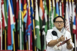 Indonesia to Provide $7 Million Assistance for Palestine