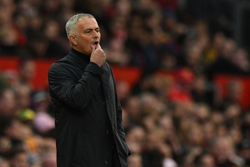Jose Mourinho (Oli SCARFF / AFP)