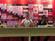 Komentar Pelatih Hong Kong Usai Imbangi Indonesia