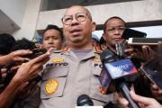 Polri Uji Balistik Peluru Nyasar ke Gedung DPR