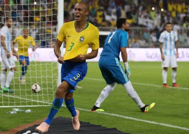 Miranda Bantu Brasil Permalukan Argentina