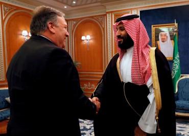 Pangeran Saudi Mengaku Tak Tahu yang Terjadi di dalam Konsulat