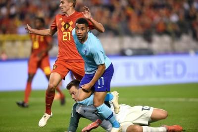 Belgia Kontra Belanda Berakhir Tanpa Pemenang