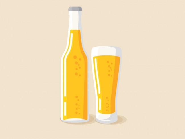 Ilustrasi--Minuman keras/Medcom.id
