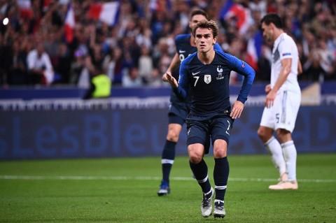Griezmann Beberkan Resep Kemenangan atas Jerman