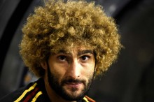 Tidak Dimainkan Belgia, Fellaini Tetap Fit untuk MU